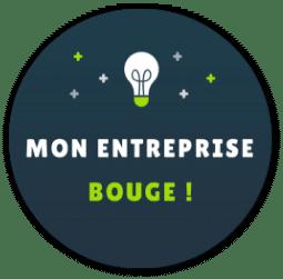 Logo Mon Entreprise bouge !